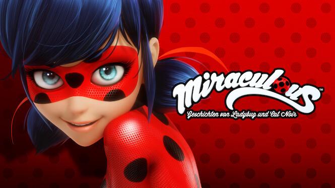 Miraculous Staffel 2 Netflix